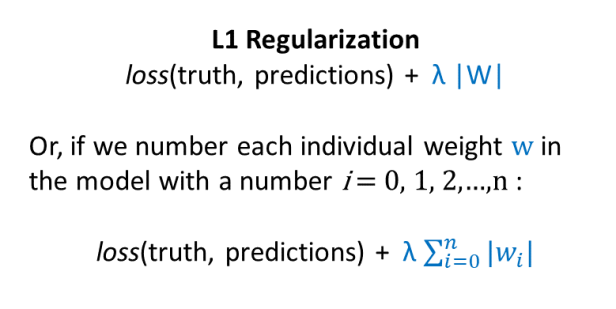 Regularization-l1